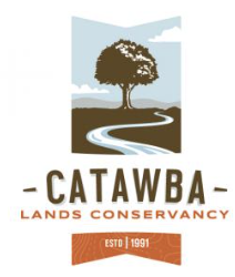 Catawba Lands Conservancy Logo
